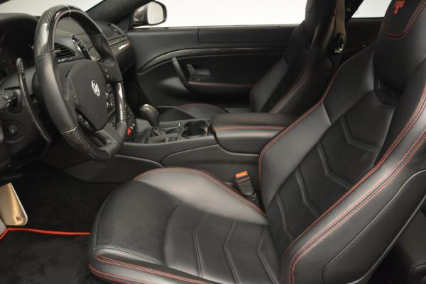 Used 2014 Maserati GranTurismo MC for sale Sold at Bugatti of Greenwich in Greenwich CT 06830 17