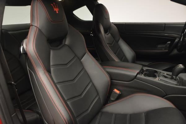 Used 2014 Maserati GranTurismo MC for sale Sold at Bugatti of Greenwich in Greenwich CT 06830 22