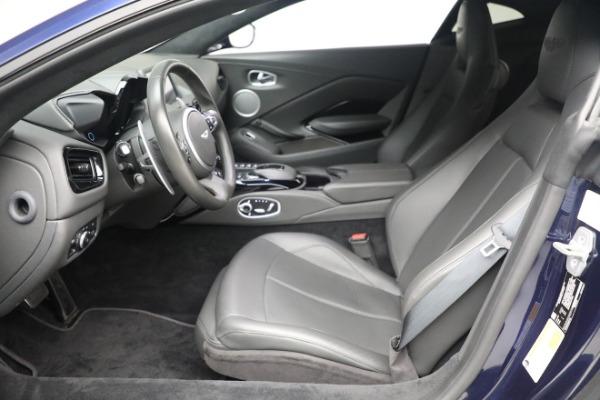 Used 2020 Aston Martin Vantage for sale $139,900 at Bugatti of Greenwich in Greenwich CT 06830 14