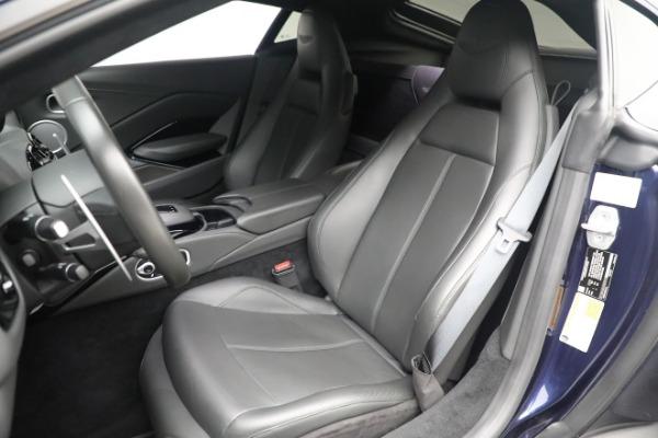 Used 2020 Aston Martin Vantage for sale $139,900 at Bugatti of Greenwich in Greenwich CT 06830 15