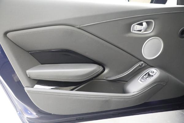Used 2020 Aston Martin Vantage for sale $139,900 at Bugatti of Greenwich in Greenwich CT 06830 16