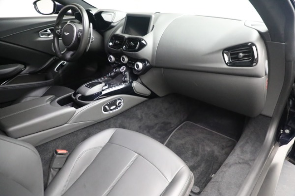 Used 2020 Aston Martin Vantage for sale $139,900 at Bugatti of Greenwich in Greenwich CT 06830 17