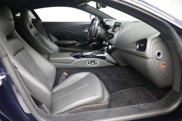 Used 2020 Aston Martin Vantage for sale $139,900 at Bugatti of Greenwich in Greenwich CT 06830 18