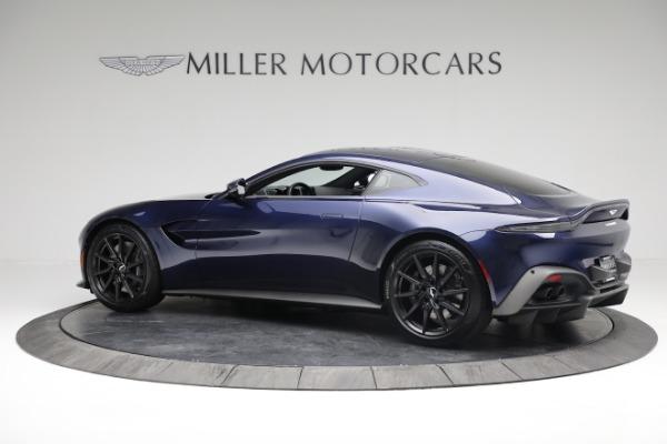 Used 2020 Aston Martin Vantage for sale $139,900 at Bugatti of Greenwich in Greenwich CT 06830 3