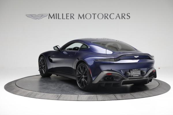 Used 2020 Aston Martin Vantage for sale $139,900 at Bugatti of Greenwich in Greenwich CT 06830 4