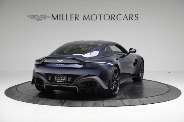 Used 2020 Aston Martin Vantage for sale $139,900 at Bugatti of Greenwich in Greenwich CT 06830 6