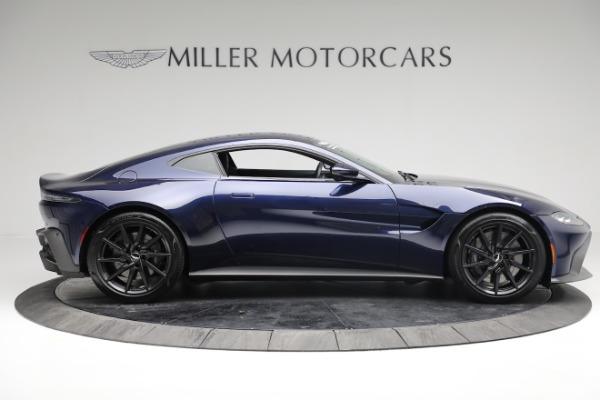 Used 2020 Aston Martin Vantage for sale $139,900 at Bugatti of Greenwich in Greenwich CT 06830 8