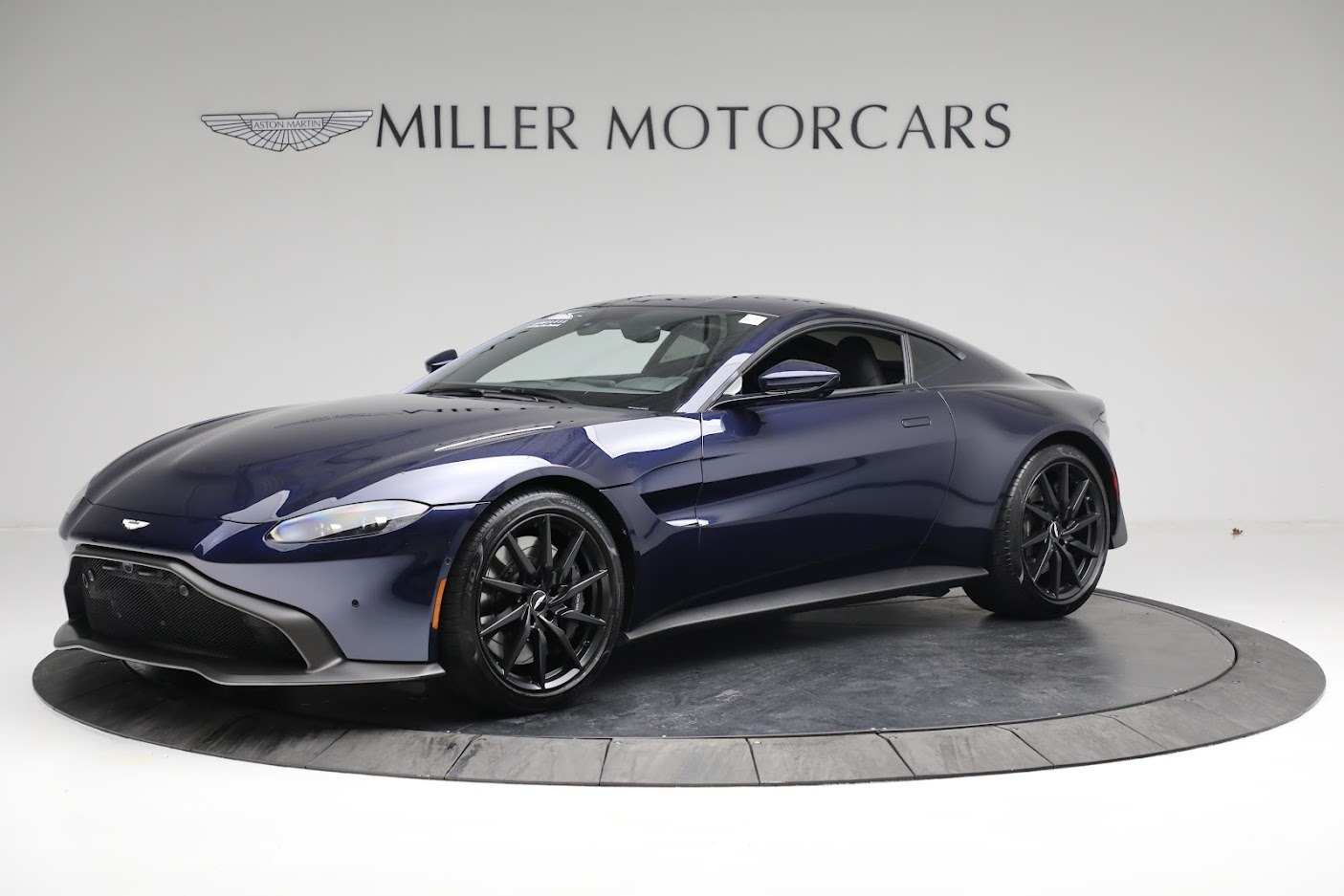 Used 2020 Aston Martin Vantage for sale $139,900 at Bugatti of Greenwich in Greenwich CT 06830 1