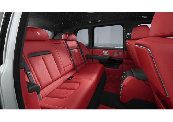 New 2022 Rolls-Royce Cullinan for sale Call for price at Bugatti of Greenwich in Greenwich CT 06830 8
