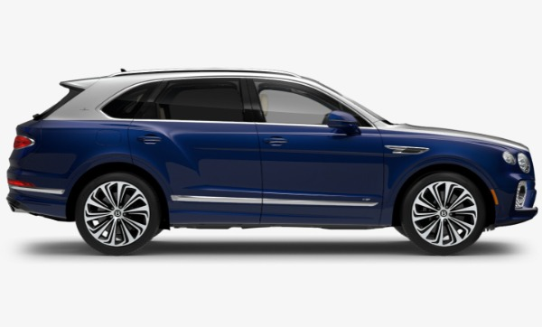 New 2022 Bentley Bentayga V8 First Edition for sale Call for price at Bugatti of Greenwich in Greenwich CT 06830 2
