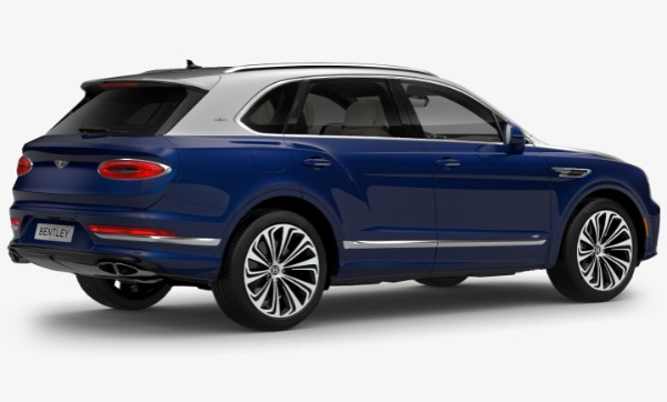New 2022 Bentley Bentayga V8 First Edition for sale Call for price at Bugatti of Greenwich in Greenwich CT 06830 3