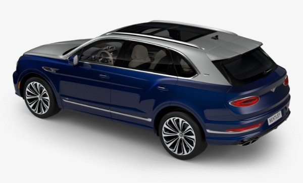 New 2022 Bentley Bentayga V8 First Edition for sale Call for price at Bugatti of Greenwich in Greenwich CT 06830 4