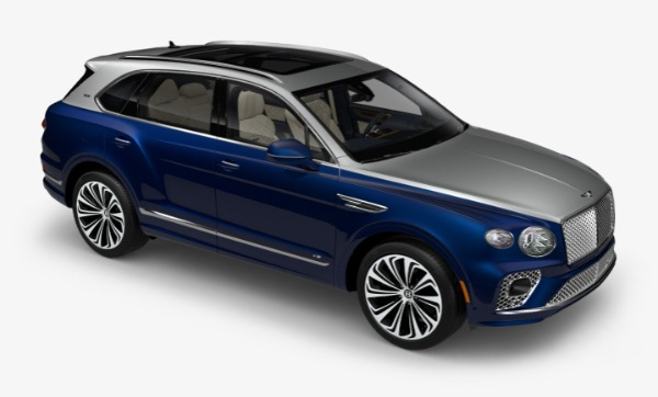 New 2022 Bentley Bentayga V8 First Edition for sale Call for price at Bugatti of Greenwich in Greenwich CT 06830 5
