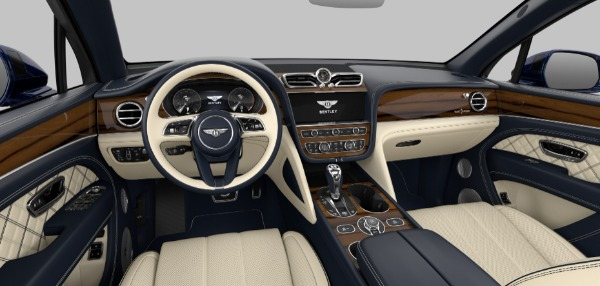 New 2022 Bentley Bentayga V8 First Edition for sale Call for price at Bugatti of Greenwich in Greenwich CT 06830 6