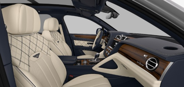 New 2022 Bentley Bentayga V8 First Edition for sale Call for price at Bugatti of Greenwich in Greenwich CT 06830 7