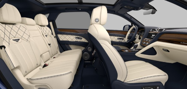 New 2022 Bentley Bentayga V8 First Edition for sale Call for price at Bugatti of Greenwich in Greenwich CT 06830 9