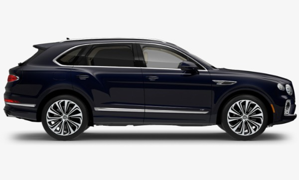 New 2022 Bentley Bentayga V8 for sale Sold at Bugatti of Greenwich in Greenwich CT 06830 2