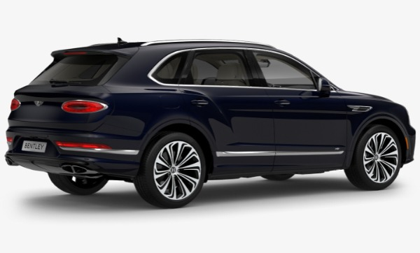 New 2022 Bentley Bentayga V8 for sale Sold at Bugatti of Greenwich in Greenwich CT 06830 3