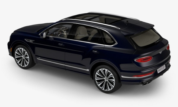 New 2022 Bentley Bentayga V8 for sale Sold at Bugatti of Greenwich in Greenwich CT 06830 4