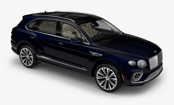 New 2022 Bentley Bentayga V8 for sale Sold at Bugatti of Greenwich in Greenwich CT 06830 5