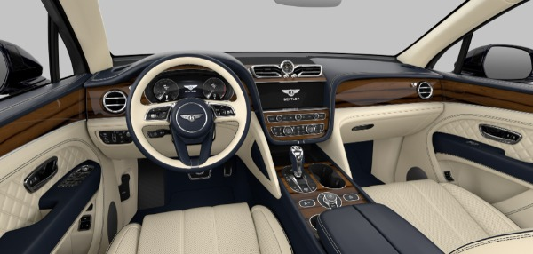 New 2022 Bentley Bentayga V8 for sale Sold at Bugatti of Greenwich in Greenwich CT 06830 6