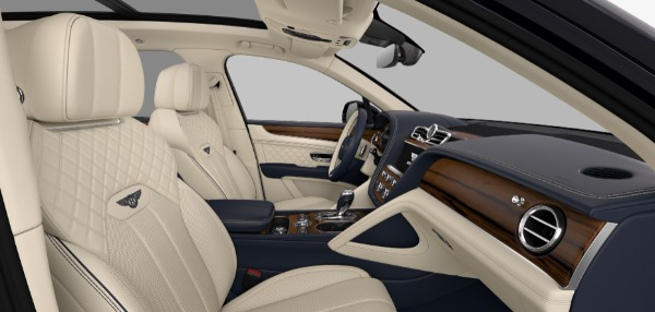 New 2022 Bentley Bentayga V8 for sale Sold at Bugatti of Greenwich in Greenwich CT 06830 7