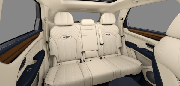 New 2022 Bentley Bentayga V8 for sale Sold at Bugatti of Greenwich in Greenwich CT 06830 8