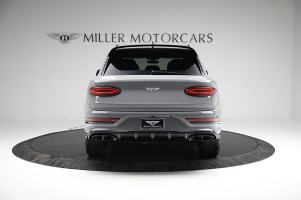 New 2022 Bentley Bentayga S for sale Call for price at Bugatti of Greenwich in Greenwich CT 06830 4