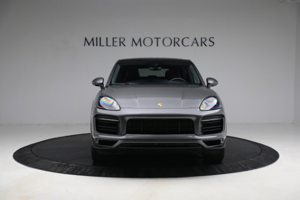 Used 2021 Porsche Cayenne GTS Coupe for sale Sold at Bugatti of Greenwich in Greenwich CT 06830 11