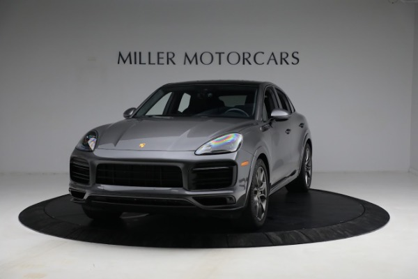 Used 2021 Porsche Cayenne GTS Coupe for sale Sold at Bugatti of Greenwich in Greenwich CT 06830 12