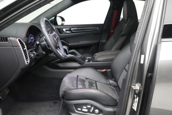 Used 2021 Porsche Cayenne GTS Coupe for sale Sold at Bugatti of Greenwich in Greenwich CT 06830 15