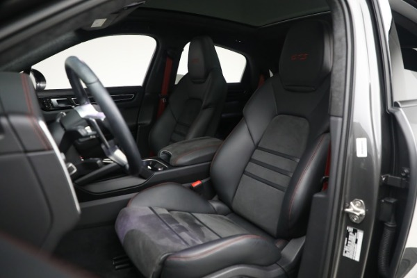 Used 2021 Porsche Cayenne GTS Coupe for sale Sold at Bugatti of Greenwich in Greenwich CT 06830 16