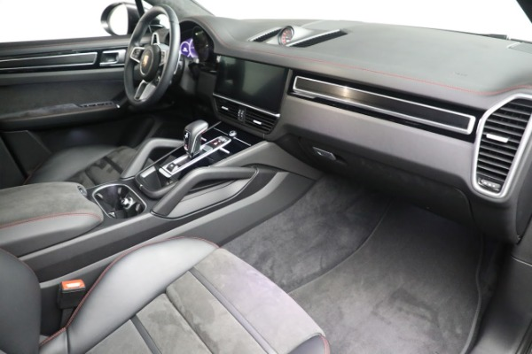 Used 2021 Porsche Cayenne GTS Coupe for sale Sold at Bugatti of Greenwich in Greenwich CT 06830 23