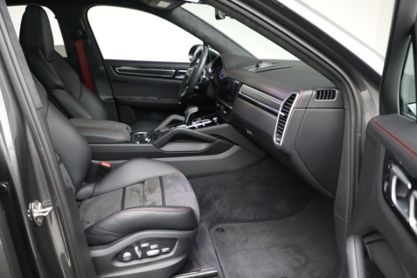 Used 2021 Porsche Cayenne GTS Coupe for sale Sold at Bugatti of Greenwich in Greenwich CT 06830 24