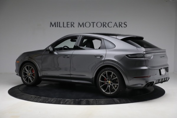 Used 2021 Porsche Cayenne GTS Coupe for sale Sold at Bugatti of Greenwich in Greenwich CT 06830 3