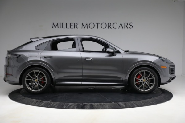 Used 2021 Porsche Cayenne GTS Coupe for sale Sold at Bugatti of Greenwich in Greenwich CT 06830 8
