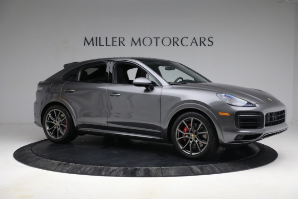 Used 2021 Porsche Cayenne GTS Coupe for sale Sold at Bugatti of Greenwich in Greenwich CT 06830 9
