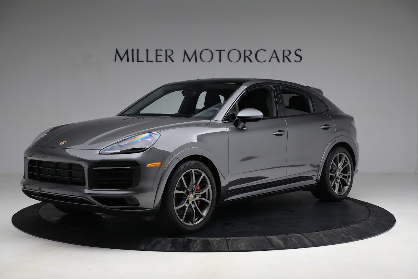 Used 2021 Porsche Cayenne GTS Coupe for sale Sold at Bugatti of Greenwich in Greenwich CT 06830 1