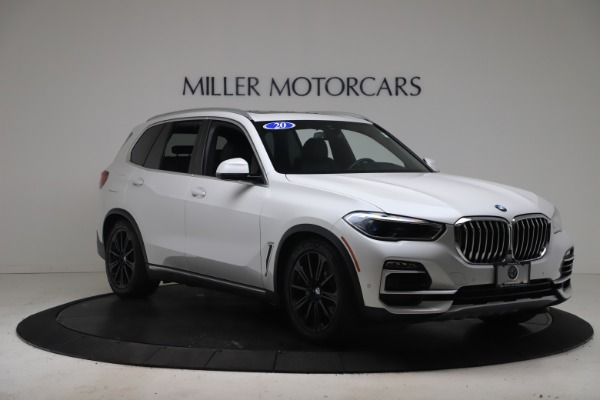 Used 2020 BMW X5 xDrive40i for sale Sold at Bugatti of Greenwich in Greenwich CT 06830 11