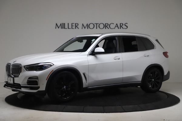 Used 2020 BMW X5 xDrive40i for sale Sold at Bugatti of Greenwich in Greenwich CT 06830 2