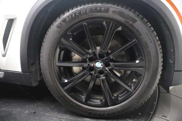 Used 2020 BMW X5 xDrive40i for sale Sold at Bugatti of Greenwich in Greenwich CT 06830 20