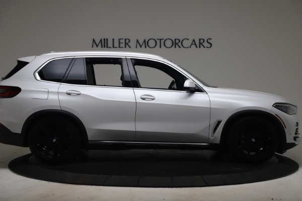Used 2020 BMW X5 xDrive40i for sale Sold at Bugatti of Greenwich in Greenwich CT 06830 9
