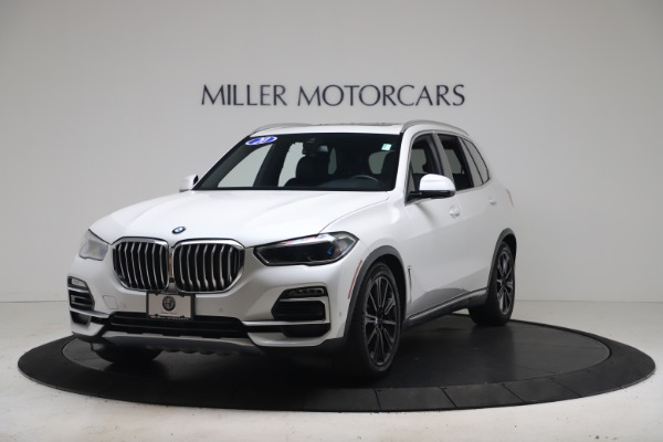 Used 2020 BMW X5 xDrive40i for sale Sold at Bugatti of Greenwich in Greenwich CT 06830 1