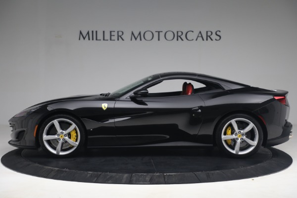 Used 2019 Ferrari Portofino for sale $245,900 at Bugatti of Greenwich in Greenwich CT 06830 15