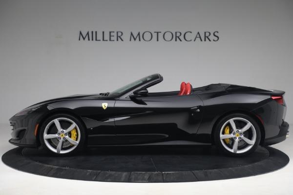 Used 2019 Ferrari Portofino for sale $245,900 at Bugatti of Greenwich in Greenwich CT 06830 3