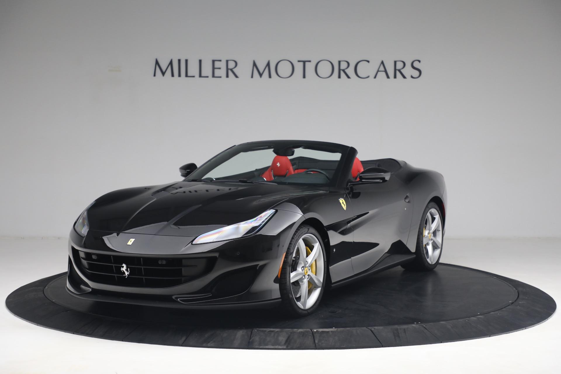 Used 2019 Ferrari Portofino for sale $245,900 at Bugatti of Greenwich in Greenwich CT 06830 1