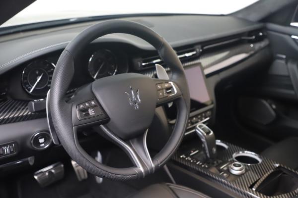 New 2022 Maserati Quattroporte Modena Q4 for sale $131,195 at Bugatti of Greenwich in Greenwich CT 06830 13