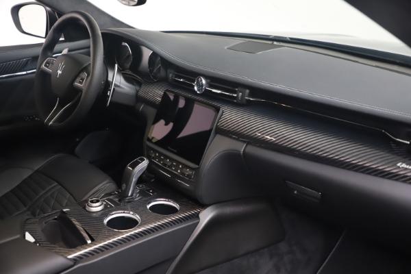 New 2022 Maserati Quattroporte Modena Q4 for sale $131,195 at Bugatti of Greenwich in Greenwich CT 06830 18