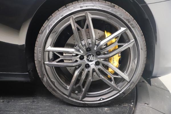 New 2022 Maserati Quattroporte Modena Q4 for sale $131,195 at Bugatti of Greenwich in Greenwich CT 06830 23
