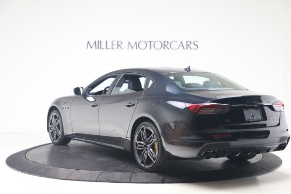 New 2022 Maserati Quattroporte Modena Q4 for sale $131,195 at Bugatti of Greenwich in Greenwich CT 06830 5